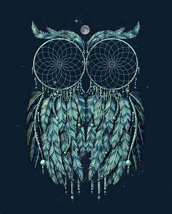 dream catcher owl | Tumblr