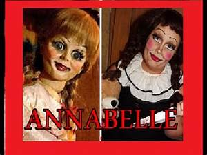 ANNABELLE 2 MAKEUP TUTORIAL!