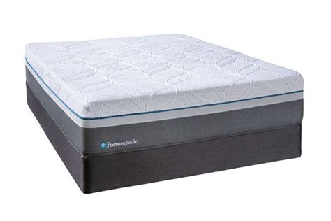sealy hybrid mattress sealy posturepedic hybrid 512270 cobalt firm