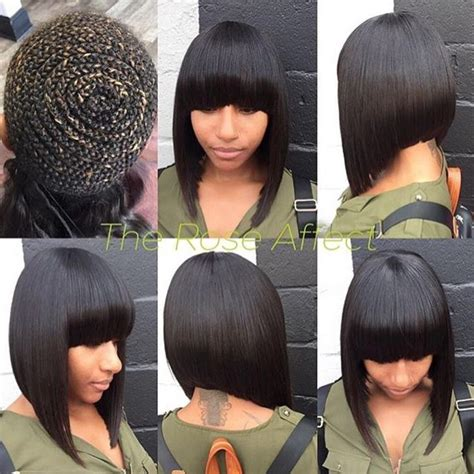 Looking Sew In Weave Hairstyles by Bob Sew In Weave Hairstyles Hair