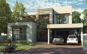 Architecture For Minimalist Modern House - MODERN HOUSE DESIGN