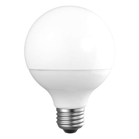 4 led light bulbs ecosmart 40w equivalent soft white g25 dimmable led light