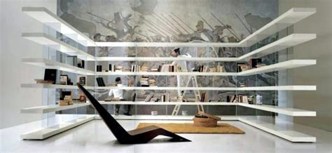 17 minimalist shelving system design for modern living