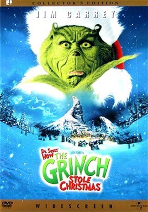 dr seuss   grinch stole christmas  ron howard