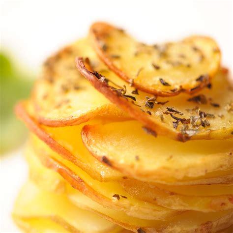 cuisson pomme de terre au four