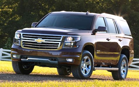 2019 Chevrolet Tahoe Changes  Cars Authority