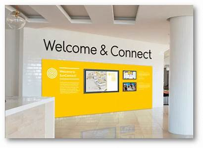 Welcome Wall Connect Uber Resorts Connected Cook