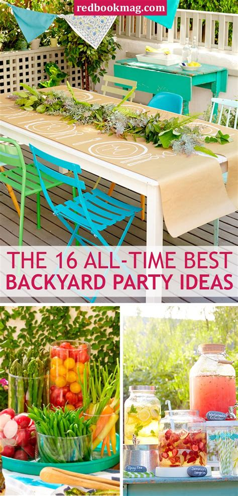 Backyard Bbq Decoration Ideas by 25 Best Ideas About Backyard Barbeque On