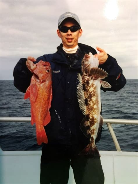 rockfish california lingcod catch fishing sur tips