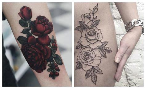 Disenos De Tatuajes De Flores En El Brazo Flores Imagenes