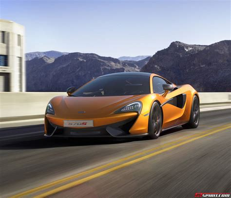 Mclaren 570s Backgrounds by Official Mclaren 570s Coupe Gtspirit