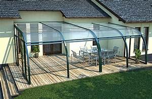 Couvrir Terrasse : abris de terrasse et de balcon iceroom et iceroof ~ Dode.kayakingforconservation.com Idées de Décoration