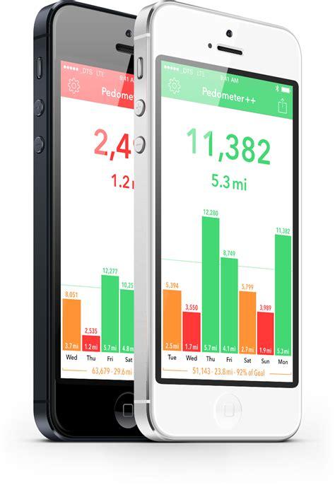 iphone pedometer pedometer