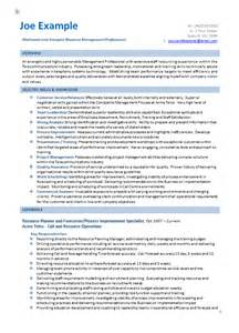 exle cover letter addressing key selection criteria