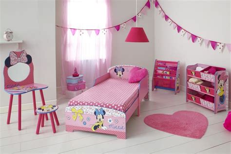 minnie mouse bedroom decor d 233 coration chambre minnie 16196