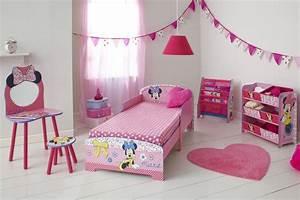 Chambre Complete Fille : d coration chambre minnie ~ Teatrodelosmanantiales.com Idées de Décoration