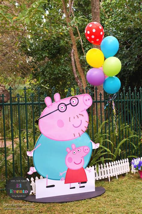 kara s ideas peppa pig third birthday