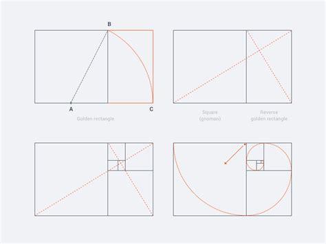 golden proportion in design golden ratio in ui design