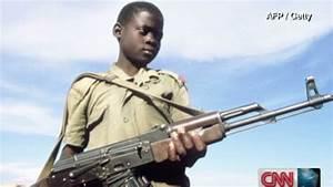 Ex-child Soldier Recalls Darkest Hours