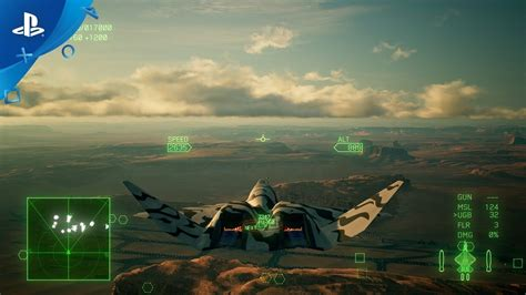 ace combat  skies unknown aircraft customization ps