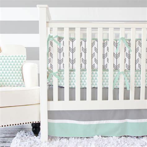 arrow crib bedding 2014 trend arrows in the nursery project nursery