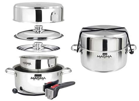 rv pots camping pans kitchen gear need important comes thing think most