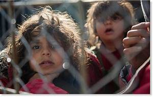 'Weaponizing refugees': NATO projects its own darkness ...  Children