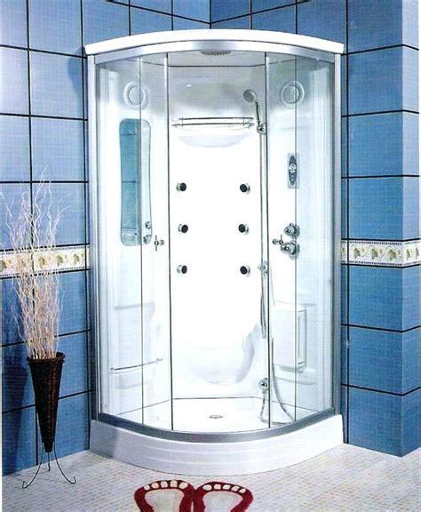 Corner Shower Stall Inserts by Shower Stall Kits