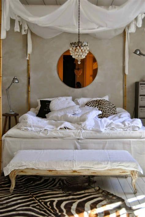 betthimmel im schlafzimmer ein hauch romantik fuers