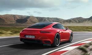 2019 Porsche 911 992 Rendered In Evolutionary Fashion
