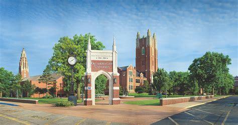 Campus Photography  Oklahoma City University