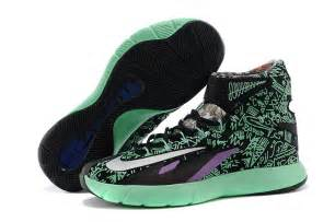 "Nike Zoom Hyperrev KYRIE IRVING ""All-Star"" PE Minty Green/Black-Purple"