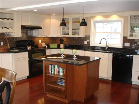 image of small kitchen designs basement finishing plumbing failure leads to restoration 7481