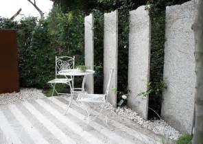 sichtschutz im garten ideen sichtschutz am sitzplatz im garten sichtschutz und gartengestaltung