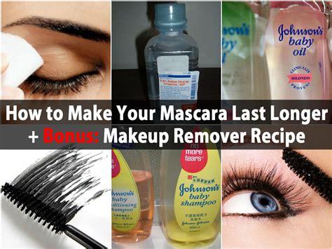 mascara  longer bonus makeup