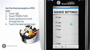 How To Calibrate A Temperature Transmitter Using The Dpi