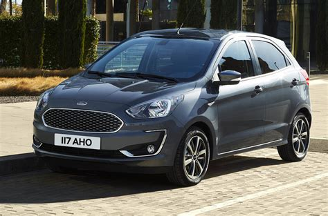 ford ka 2018 ford ka revealed with new active model and diesel option autocar