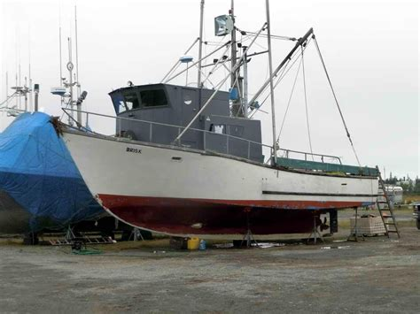 Aluminum Fishing Boat Packages by 1979 Longline Commercial Fish Boat Permit Package Power