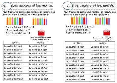 numeration la classe de corinne