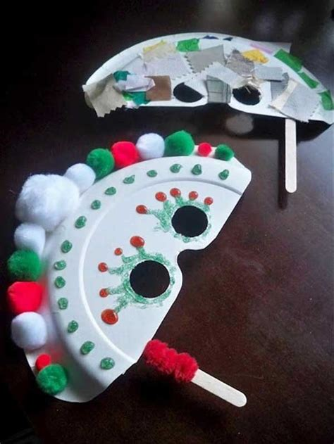 42 adorable christmas crafts to hold little ones busy this