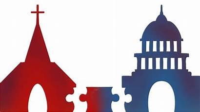 Church State Separation Clipart Secularism Arkansas Debate