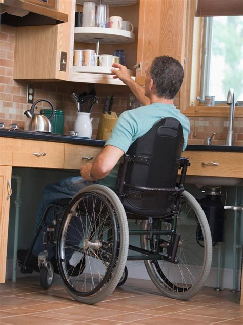 wheelchair kitchen design creating accessible homes hgtv 1001