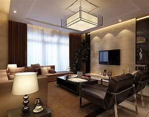 Beautiful Modern Living Room 3d Design