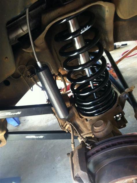 thuren  carli suspension installed page  dodge