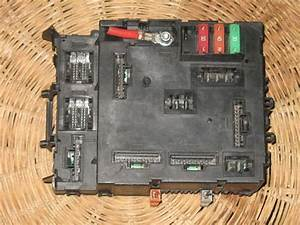 Smart Car Fortwo Fuse Box Body Bcm Bcu Oem    A Busto
