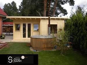 Gartensauna Mit Dusche : gartensauna kaufen modern klein oder mit vorraum ~ Whattoseeinmadrid.com Haus und Dekorationen