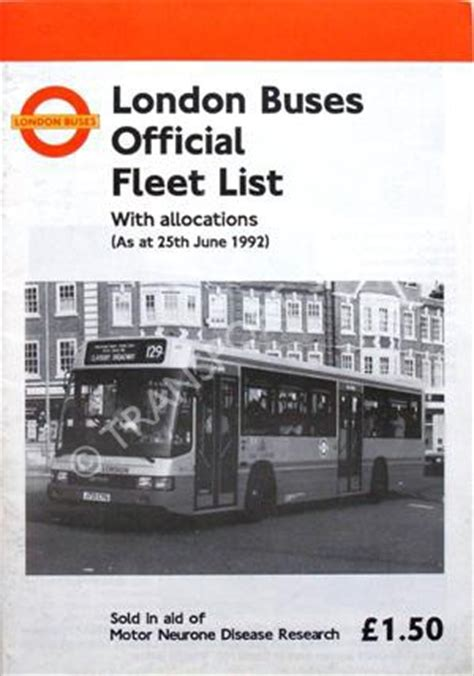 london buses limited london buses official fleet list transport store