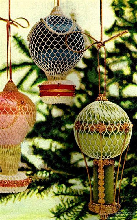 dazzling jewel  vintage christmas ornament crafts