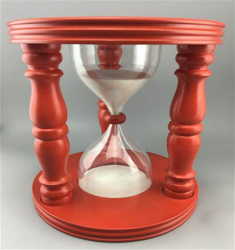 large hourglass sand timer 5 min 15min large hourglass wood sand timer buy large 6790