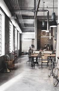 Industrial Style Shop : craft industry rendering on behance ~ Frokenaadalensverden.com Haus und Dekorationen